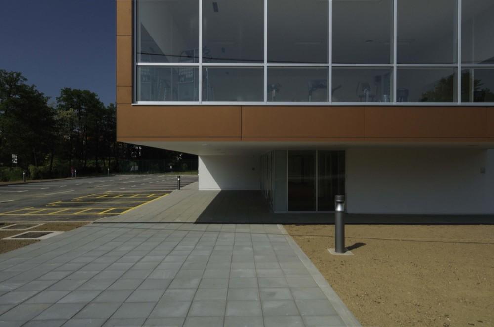 Sports Hall Sveti Martin by Sangrad8