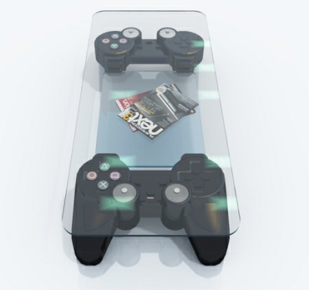 Marvelous Sony Playstation PS3 Coffee Table Images