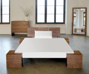 Bed Pure Art 319 From Wissman
