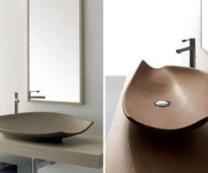 Lovely Kong Wash Basins By Scarabeo Nice Look