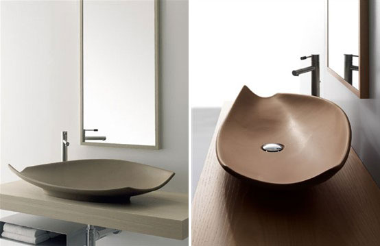 Marvelous Kong Wash Basins By Scarabeo Design