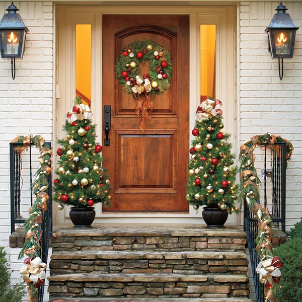 outdoor christmas decorations for a livelier and more festive celebration - Outdoor Christmas Decorations Small House