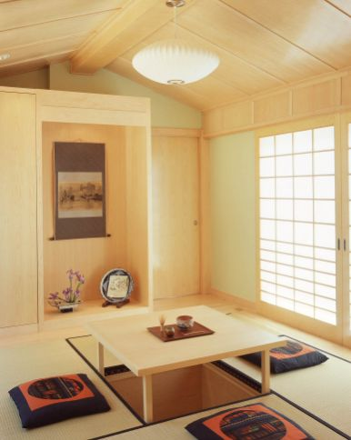 japanese Style furniture for dining room