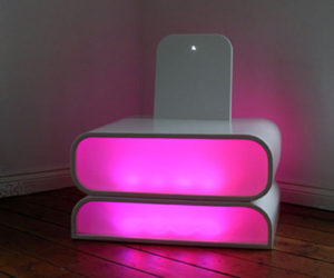 Interactive Mood Chair by Aether & Hemera