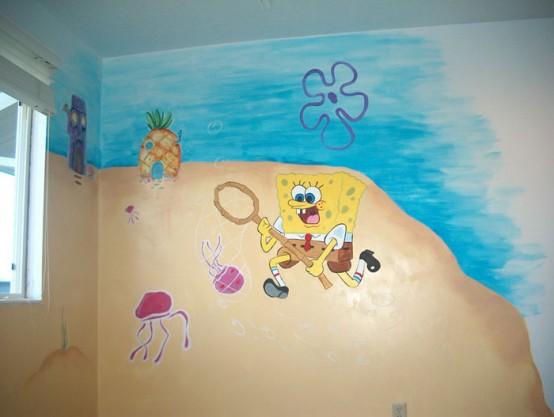 Ideas Inspired by SpongeBob SquarePants