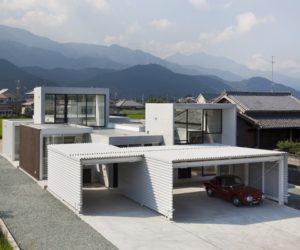 Japanese House by Kazujuki Okumura