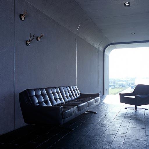Bunker Residential Prefab House5