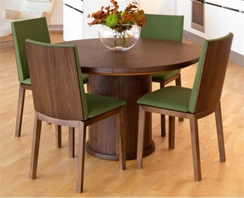 expandable round dining tableskovby Circular Dining Table