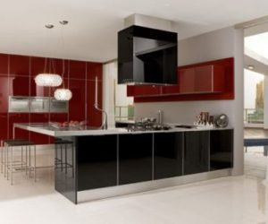 High Quality JudyModern Glossy Kitchen By Futura Cucine Idea