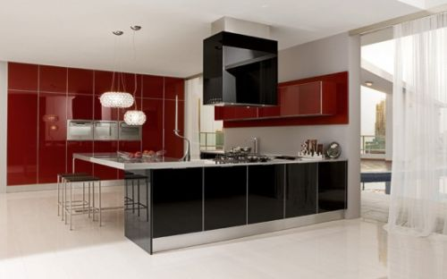 JudyModern Glossy Kitchen By Futura Cucine