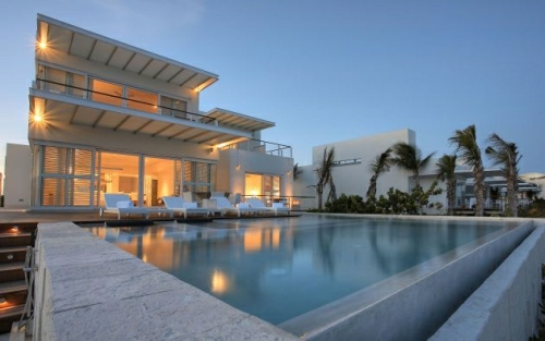 Mandarin Oriental Riviera Maya by Gilberto Borja