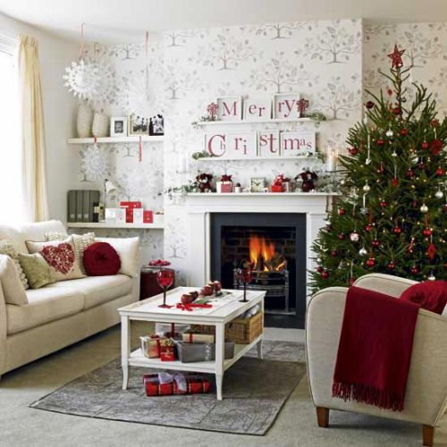 Modern Decorating Ideas For Christmas Tree 3 Part 91
