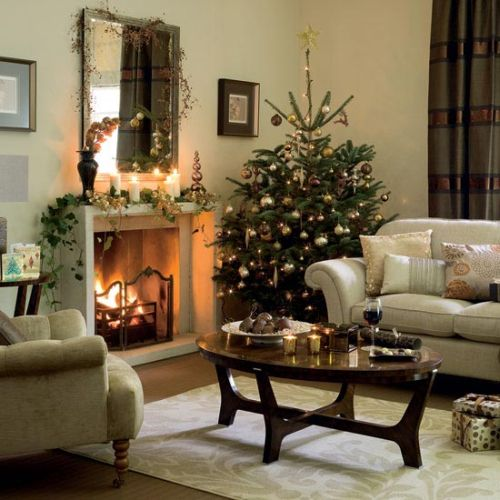8 classy christmas tree decorating ideas - Great christmas ornaments that you need for your home ...