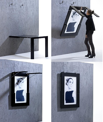 Picture Table By Ivydesign