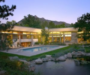 Salt Lake City House by Olson Sundberg Kundig Allen Architects