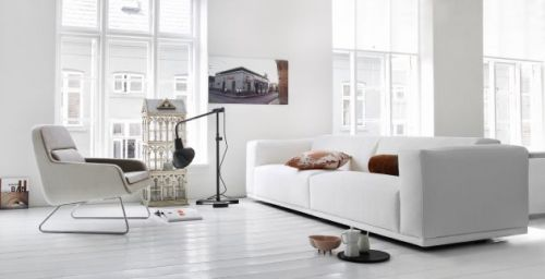Modern Sofa From Eilersen