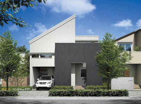 Stylish Prefabricated Homes from Toyota2