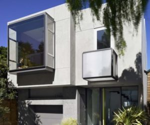 The Laidley House by Zack|de Vito Architecture