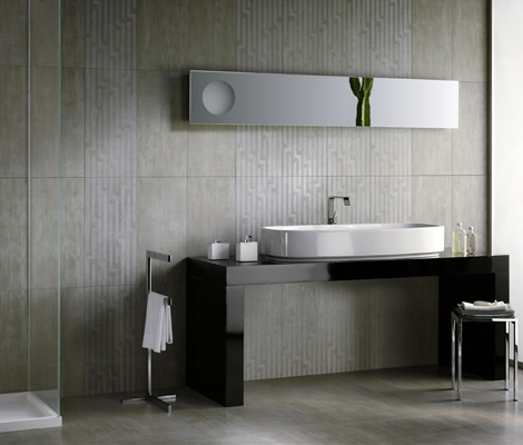 Thin Porcelain Tile by Refin1