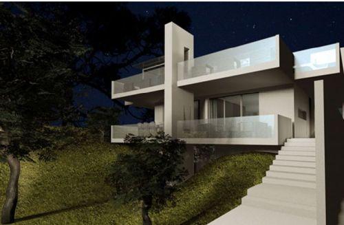 Villa In Puglia By Antonio Lupi