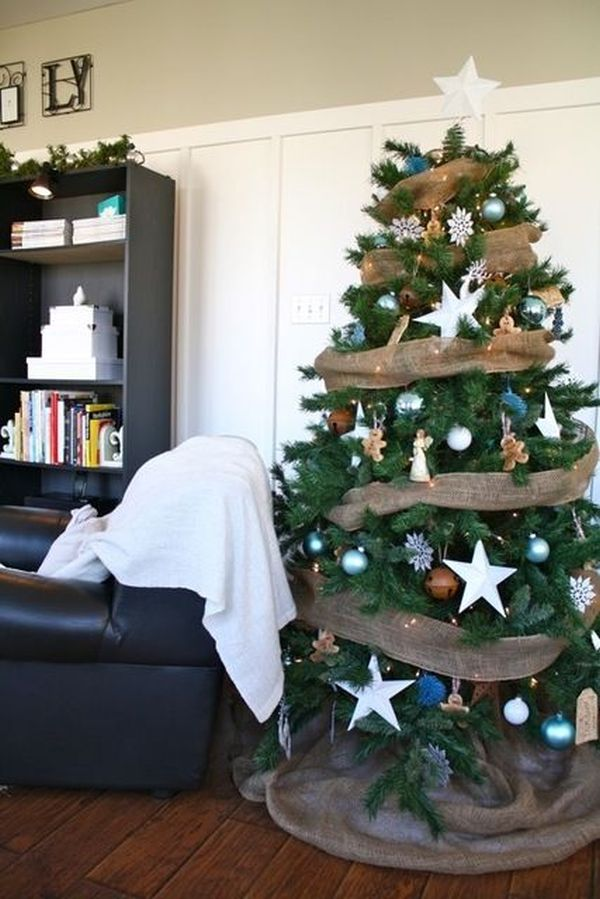 Decorating Ideas For Christmas Tree