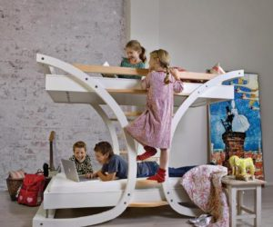 Kids Bunk Beds from Mimondo