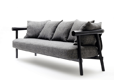 Astonishing The Coussin Sofa By Inga Sempe Pabps2019 Chair Design Images Pabps2019Com