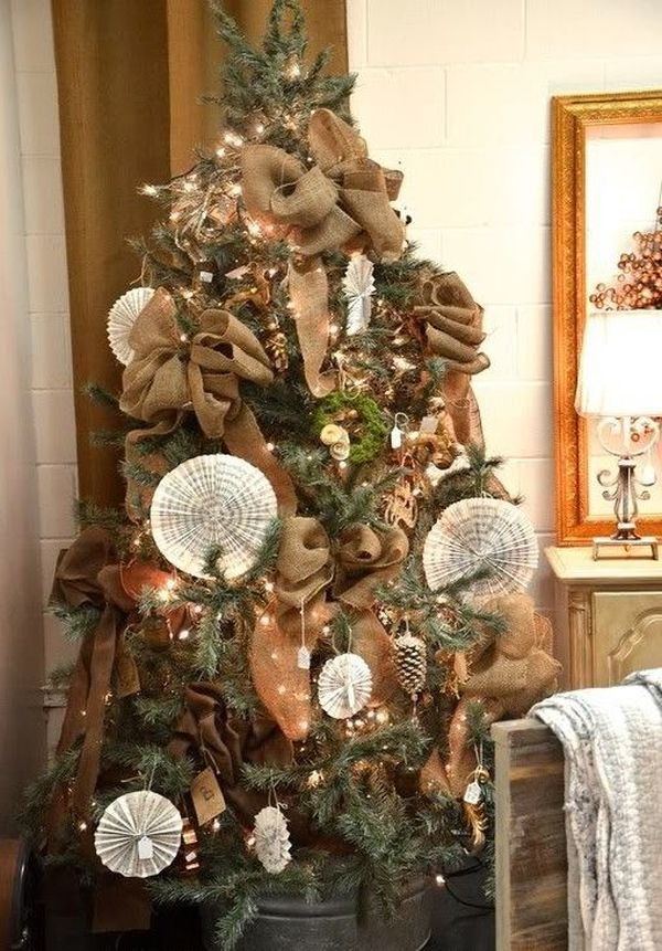 view in gallery - How To Decorate A Big Christmas Tree