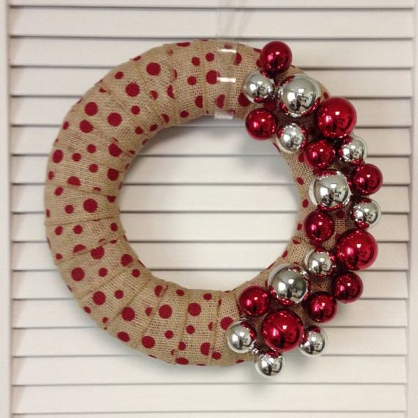 Merveilleux Christmas Wreath Decorating Ideas