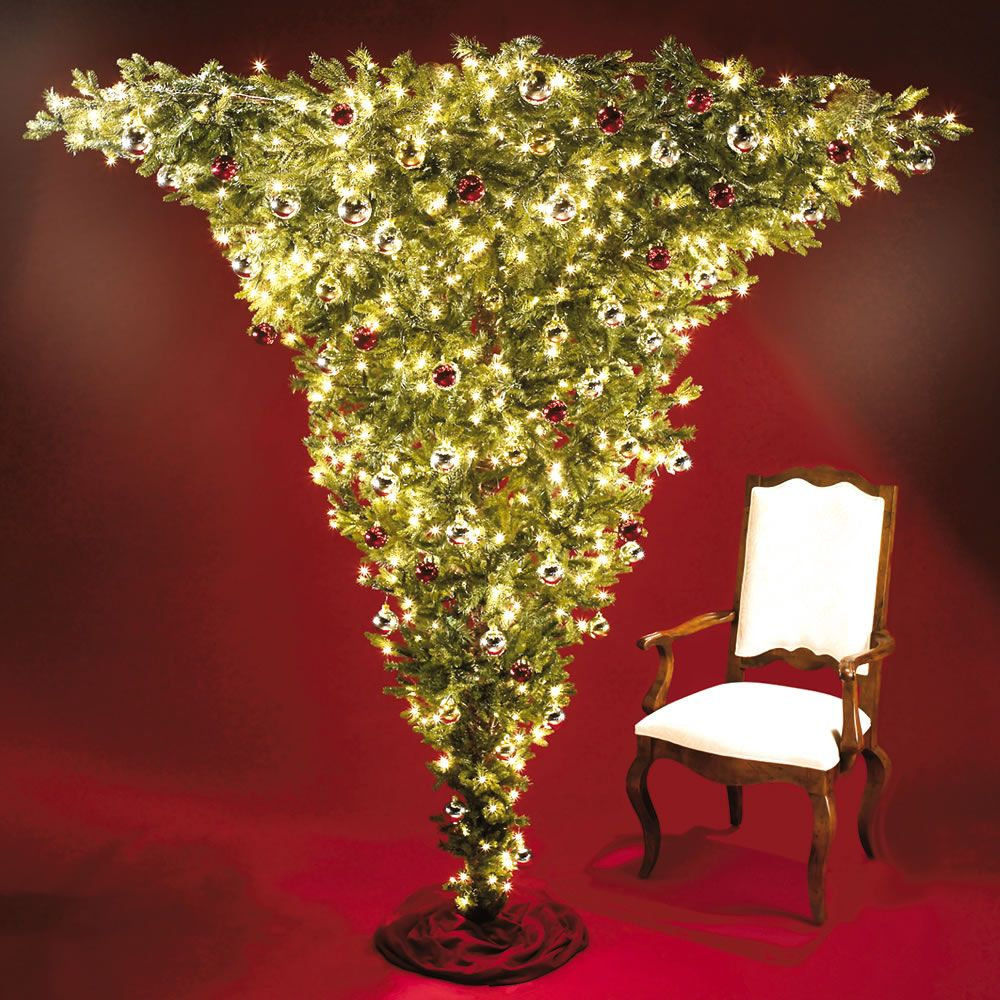 Sophisticated Christmas Tree: Modern Christmas Tree Alternatives