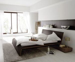 AURA Bed Collection by Martin Ballendat