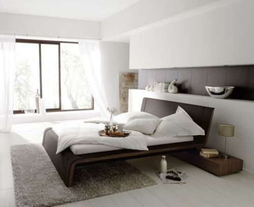 AURA Bed Collection by Martin Ballendat2
