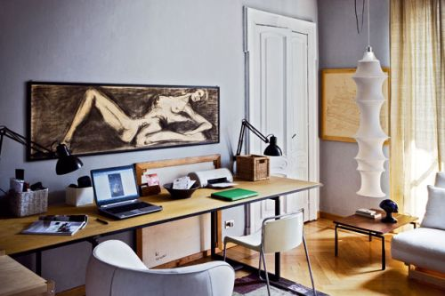 Apartment In Torino, Italy5 Great Pictures