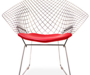 Durable Sunderö Deck Chair · Bertoia Diamond Chair For Outdoor