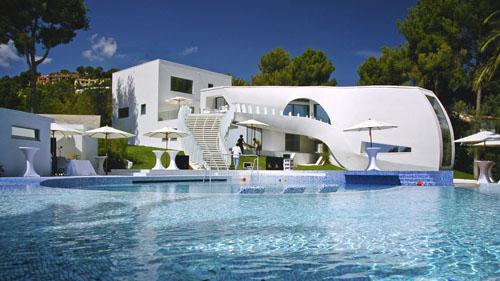 Casa Son Vida By Marcel Wanders U0026 Tec Architecture