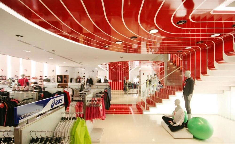 Concept Store by AUM Arquitetos