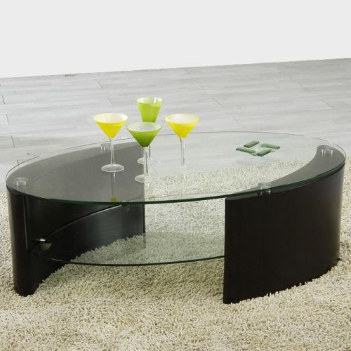 Dark and Chery Modern Coffee Tables1