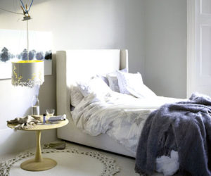 Decorate with Whites and Greys Concept