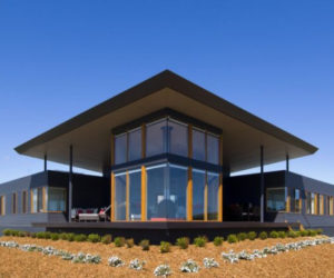 The Emu Bay house by Max Pritchard Architect