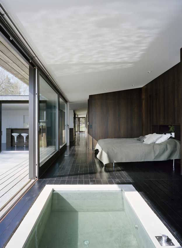 H-House by Widjedal Racki Bergerhoff Bedroom