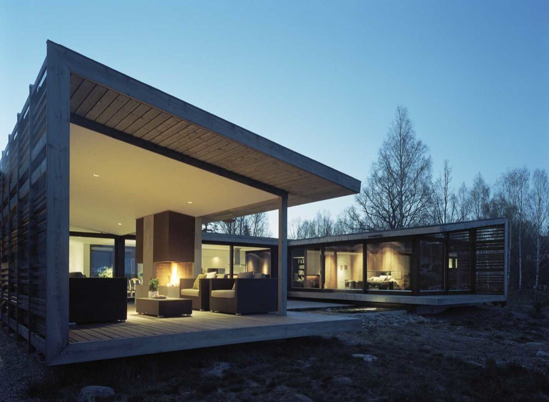 H-House by Widjedal Racki Bergerhoff design