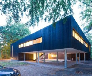 House KvD by Grosfeld van der Velde Architecten