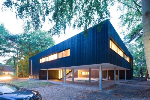 House KvD by Grosfeld van der Velde Architecten1