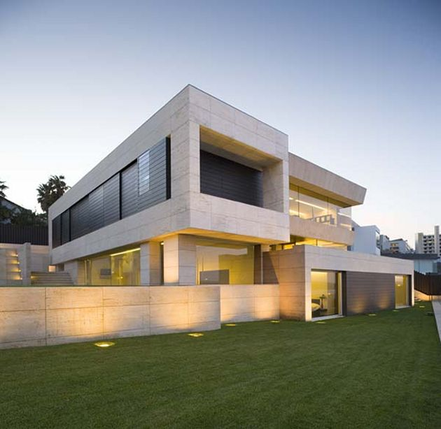 House In Galicia By A Cero Architects