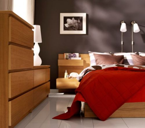 Bedroom design ideas and inspiration from the ikea catalogs for Bedroom inspirations and ideas