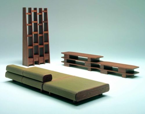 Japanese Minimalist Furniture Amusing Agura Sofahisae Igarashi 3 Decorating Design