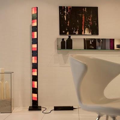 Modern Luna Floor Lamp