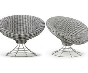Contempo Zagato Chaise Longue Leather · Magnolia Lounge Chair By Artifort