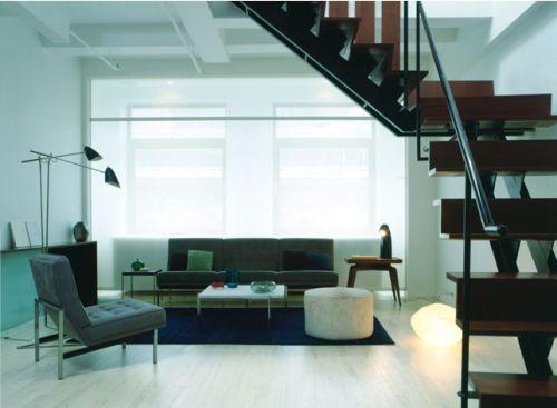 Manhattan Lee Loft by Joel Sanders Architects