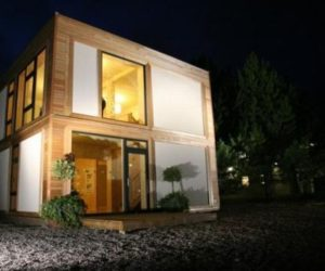 ModCell Prefab Homes,an Alternative Building System